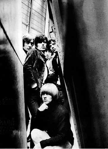 Rolling with The Rolling Stones