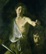 David with the Head of Goliath (1601)