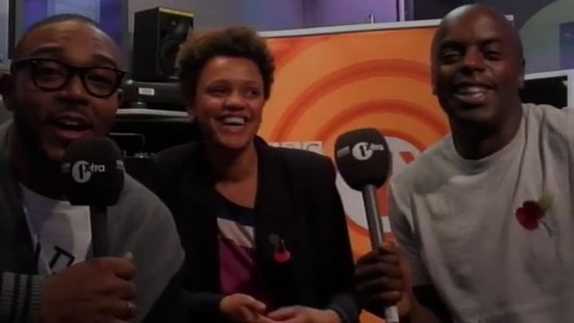 MistaJam, Trevor Nelson and Gemma's Video Chat