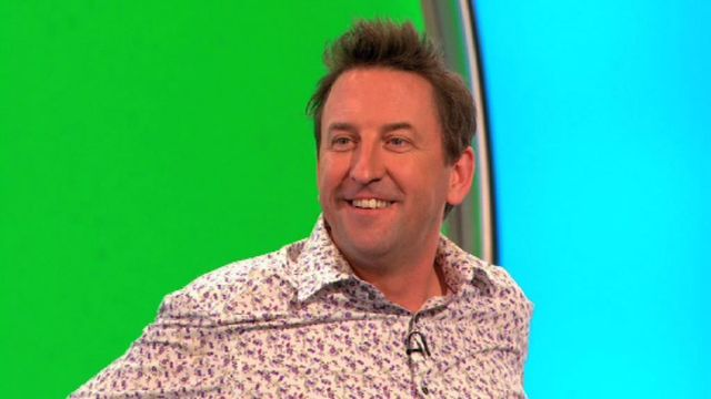 BBC - Comedy - Would I Lie to You? - Did Lee Mack Donate This to