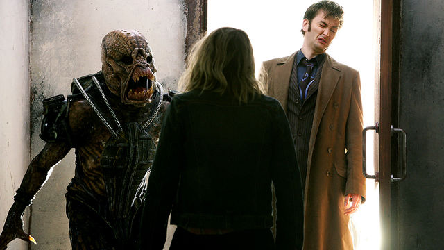 Bbc dating show monsters