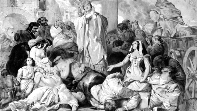 What Is Bubonic Plague?