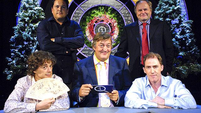 television) QI (Quite Interesting) BBC Series