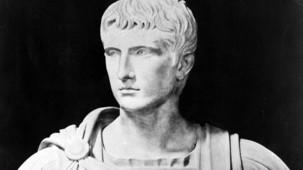 The Emperor Augustus,