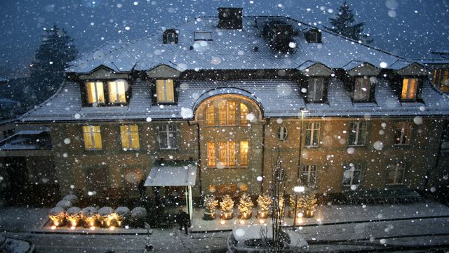 Anthony Trollope - Christmas Day at Kirkby Cottage (BBC)