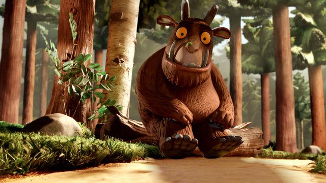 The Gruffalo - סרט אנימציה קצר, מועמד לאוסקר