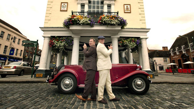 BBC - BBC Two Programmes - Antiques Road Trip, Series 1, Episode 18