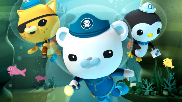Octonauts: Series 1: The Vampire Squid