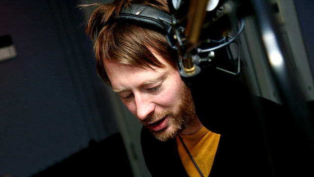 Episode image for Thom Yorke in the mix