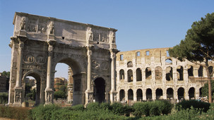 Ruins of Ancient Rome,
