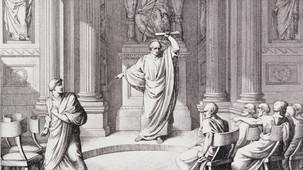 The Roman Senate,