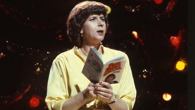 Pam Ayres on Desert Island Discs