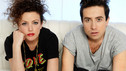 Nick Grimshaw and Annie Mac
