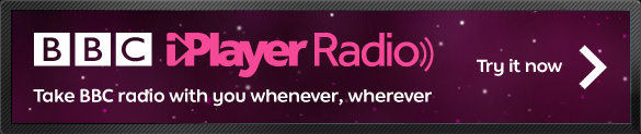 Take BBC radio with you whenever, wherever. Try it now.
