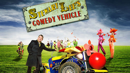 Stewart Lees Comedy Vehicle