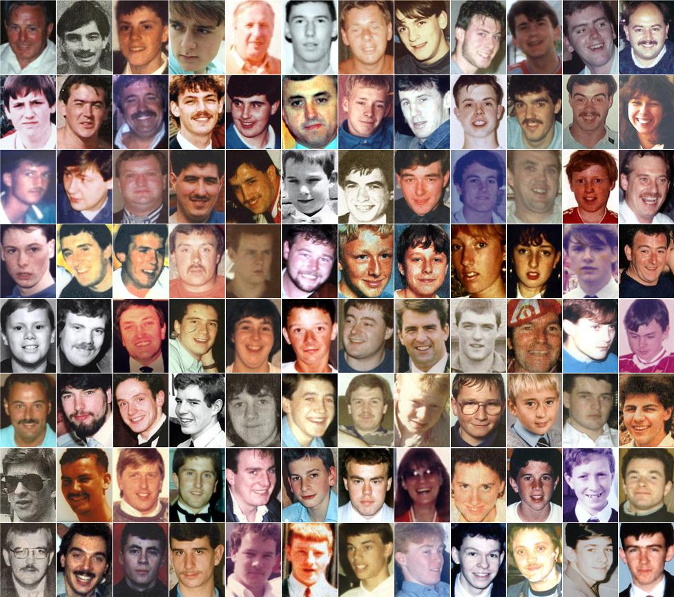 Cameron fansen oskyldiga till hillsboroughkatastrofen