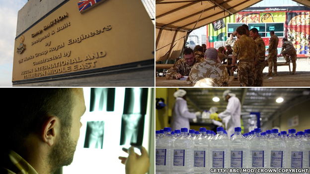 Images of Camp Bastion