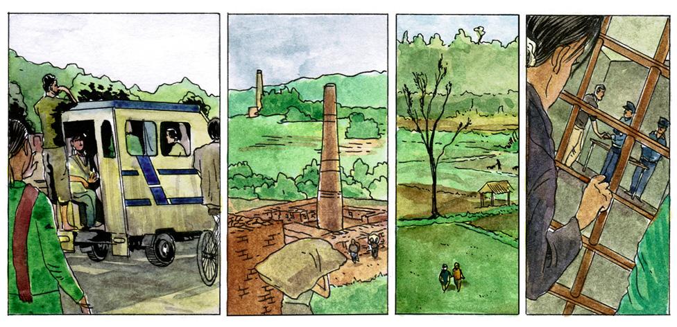 Nepali Comic