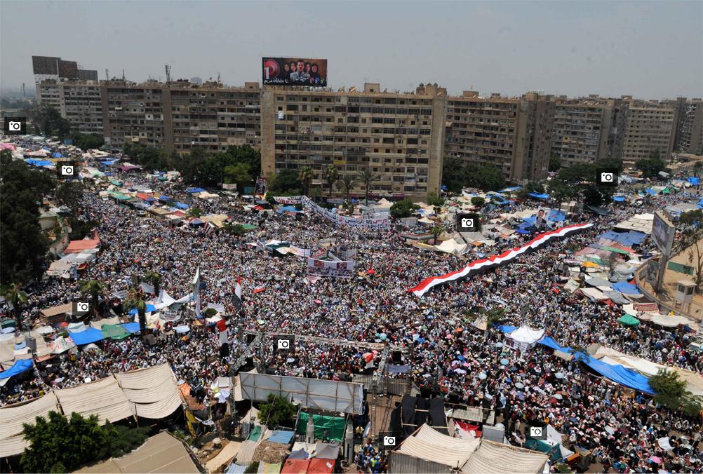 Rabaa al-Adawiyah square