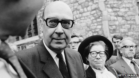 Philip Larkin and muse Monica Jones