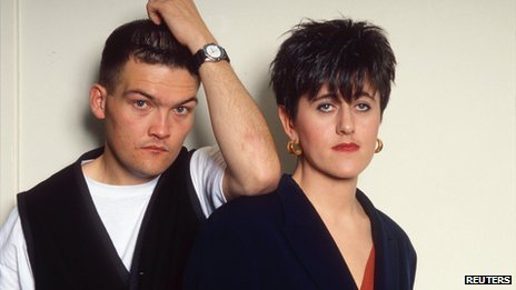 Ben Watt and Tracey Thorn