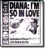 princess diana and dodi