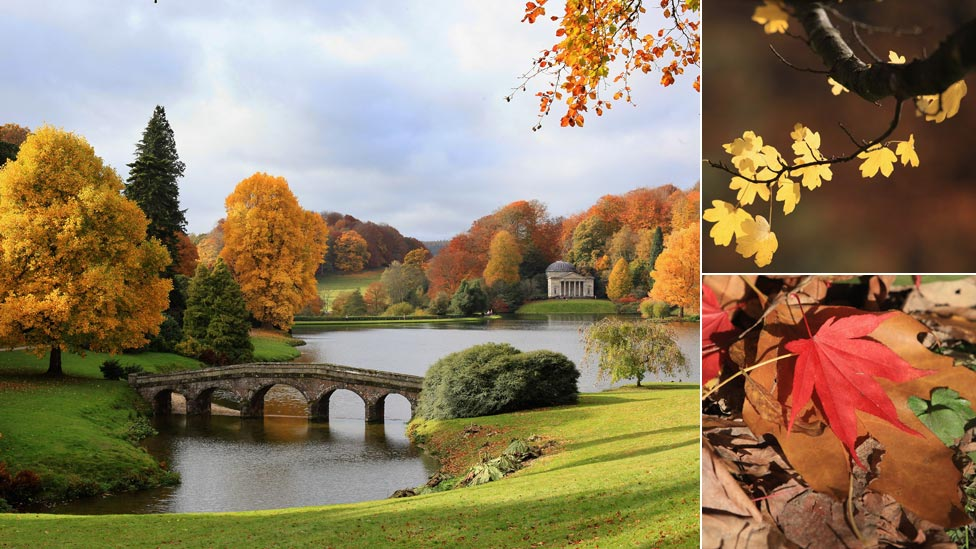 A selection of images of Stourhead