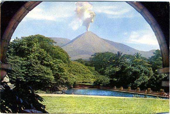 pentathol postcard from Rwanda, front