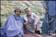 Louis Dupree with Afghan