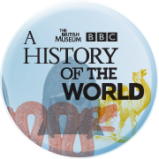 A History of the World Badge