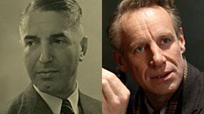 Albert Dussel and Nicholas Farrell