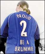Proud to be a brummie
