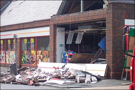 Birmingham tornado of 2005