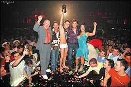 from Rogelio mark roberts mr gay uk 2004