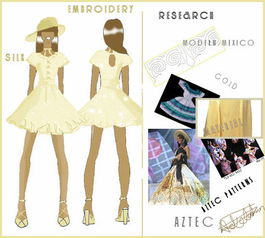 BBC - Blast Fashion - Mordern Aztec style