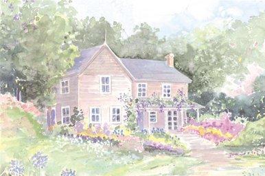 Bbc blast art design my dream house for Make my dream house