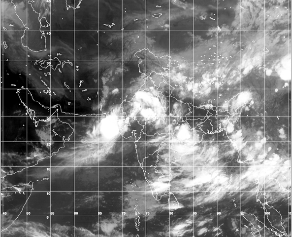 Weather Com India Satellite Image - Live weather satellite images