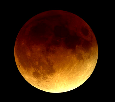 total lunar eclipse 2000