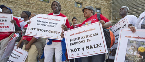 South Africa: Multinational Corporations