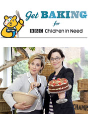 Get Baking for Children in Need