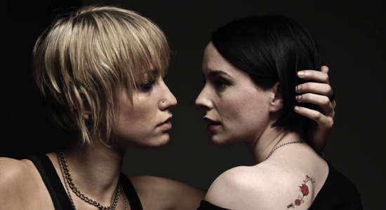 Lip Service (Ruta Gedmintas as Frankie and Laura Fraser as Cat)