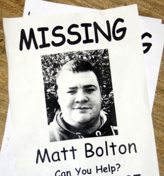 Delightful Missing Poster  Funny Missing Person Poster