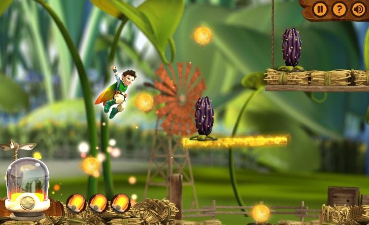 Tree Fu Tom Magic Dash