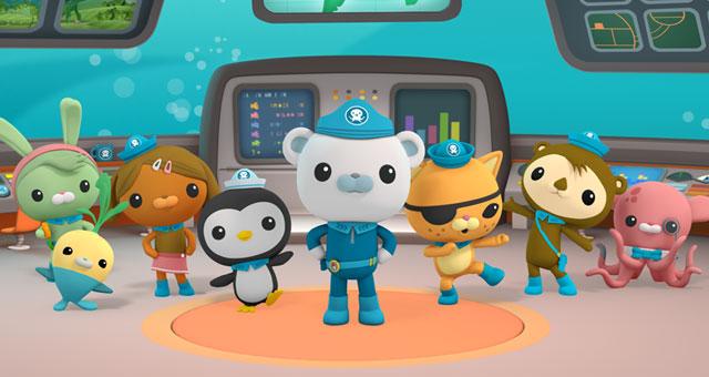 meet the crew octonauts full