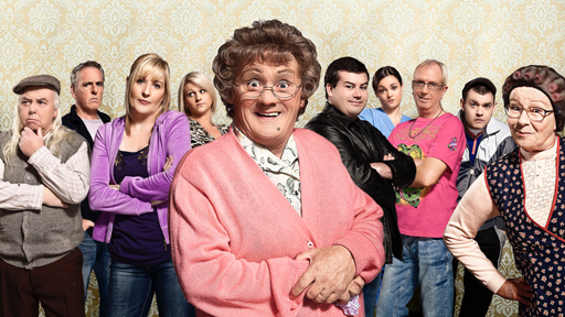 Mrs. Brown's Boys cast