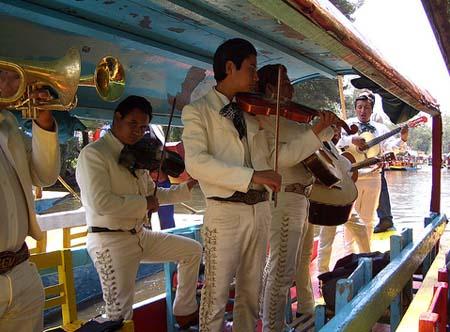 Bbc Learning English Blog Xochimilco Trajineras Mariachis