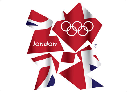 лого олимпиады в лондоне в векторе