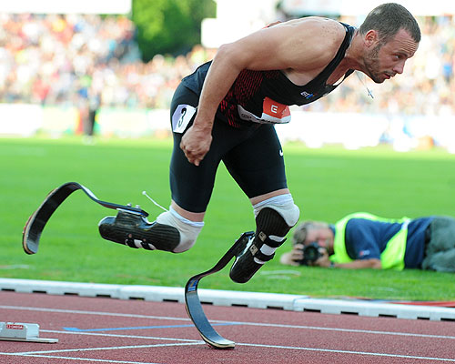physically handicapped people who became famous