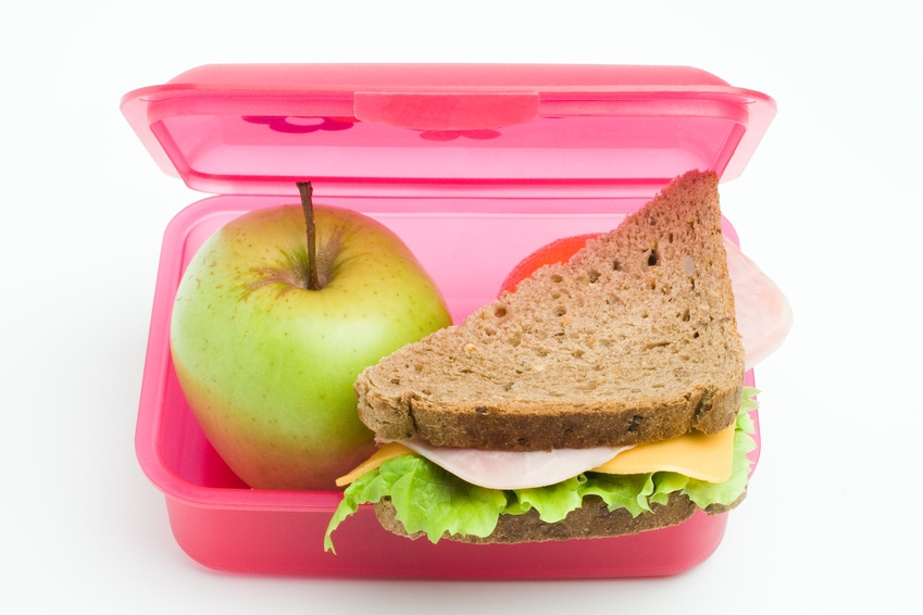 Soggy veg v sandwiches: are school dinners better than a packed lunch