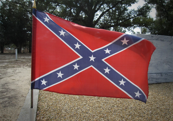 Confederate Flag in Biloxi